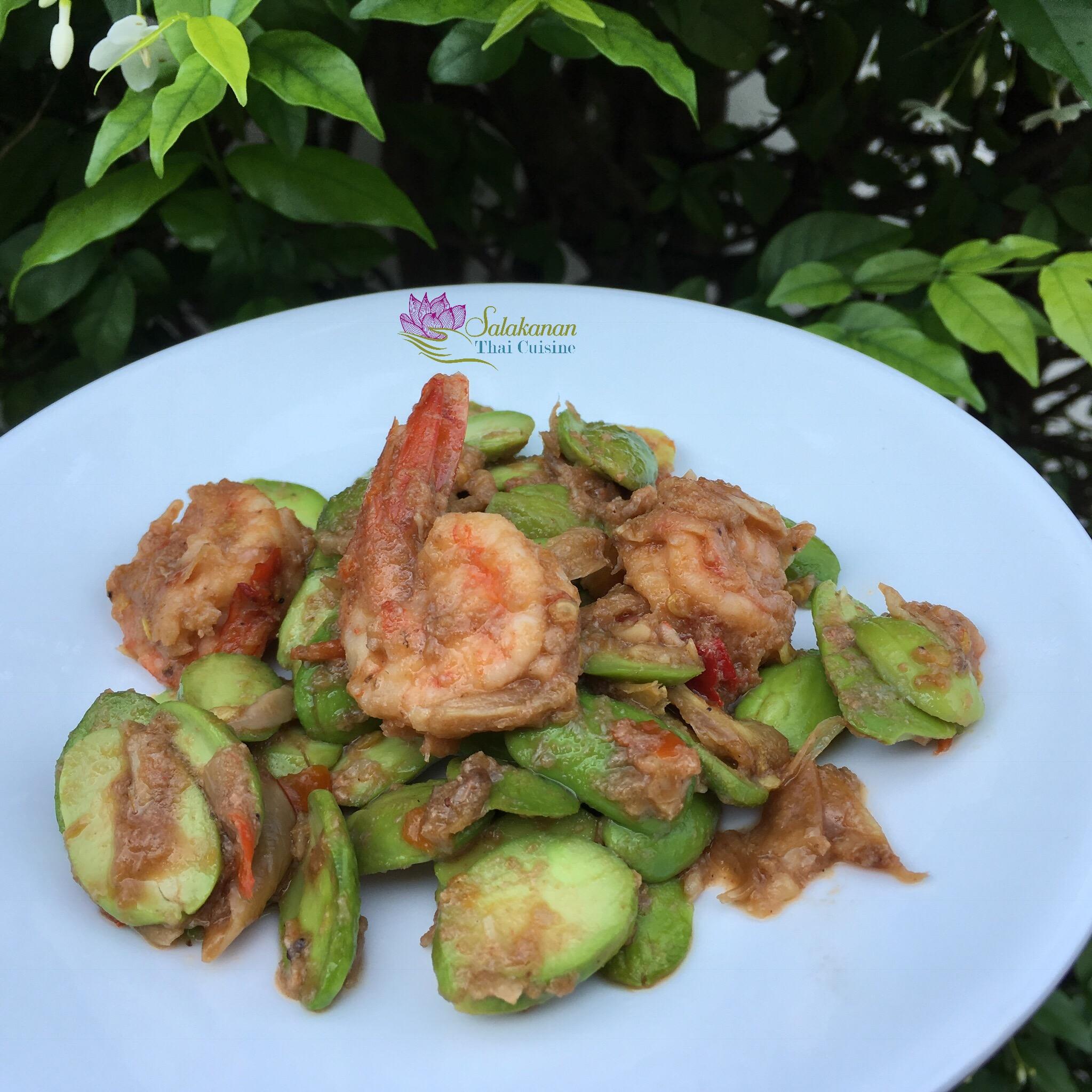 GUNG PAD SA TOR Salakanan Thai Restaurant Offenburg