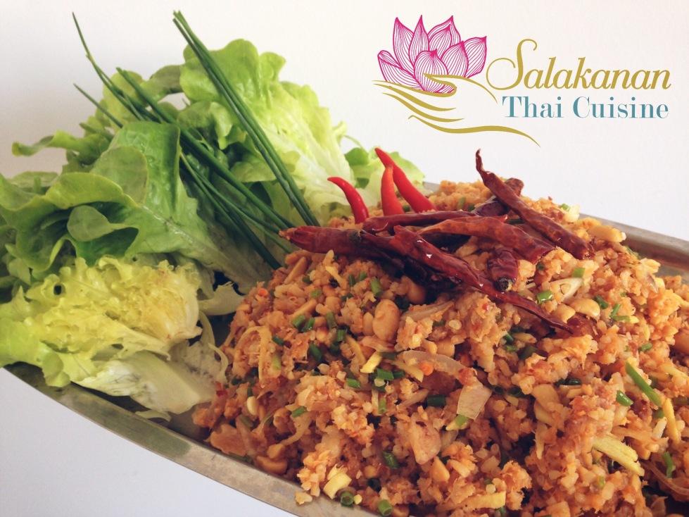 yum naem by Salakanan Thai Cuisine Offenburg