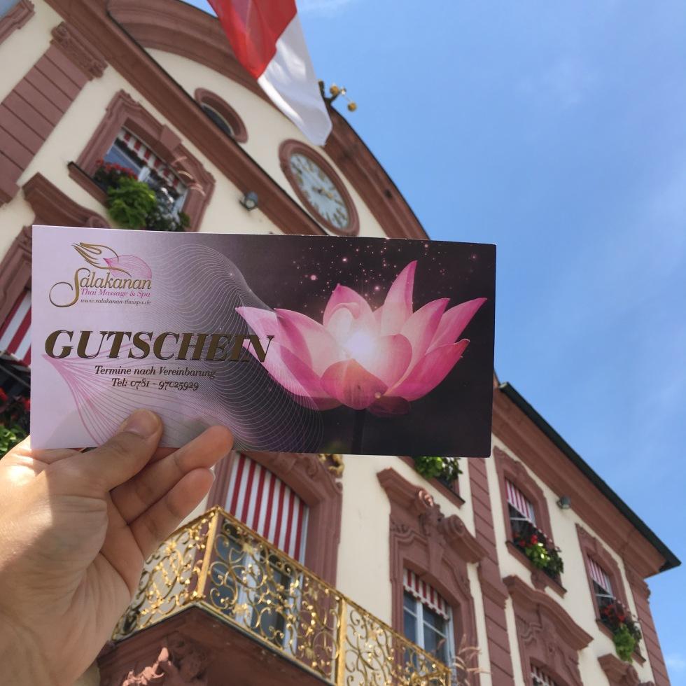 Wellness-Geschenk-Gutschein @ Salakanan Thai Massage & Spa Offenburg