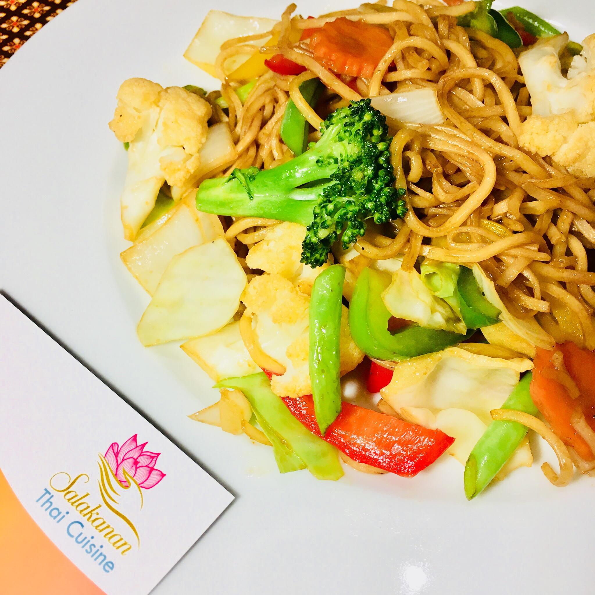 nudeln SALAKANAN thai restaurant Offenburg