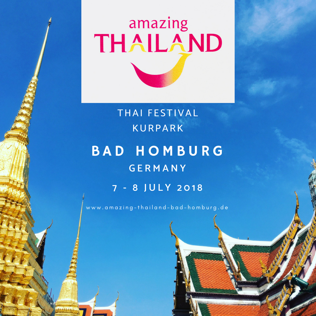 amazing thailand festival 2018 bad homburg