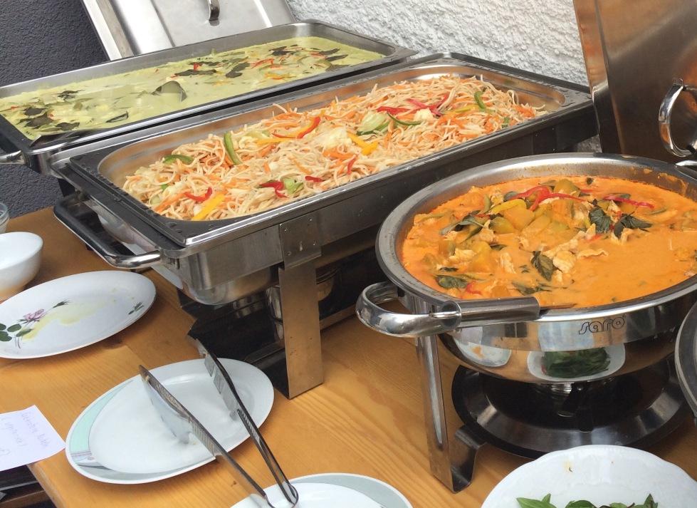 salakanan THAI Offenburg catering